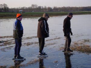 schaatsen n omgeving gytsjekr
